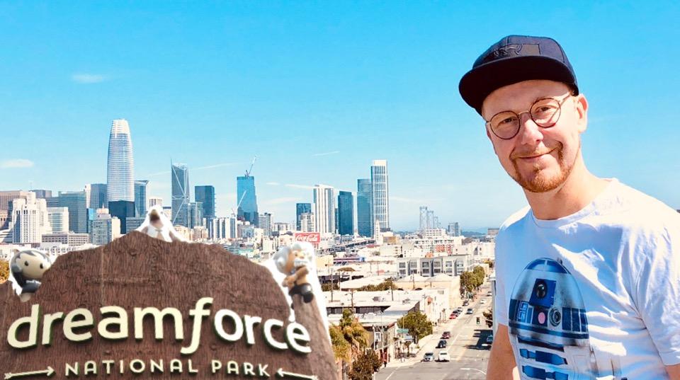 Dreamforce 2018 – blogisarja: Kymmenen kultahippua Kaliforniasta